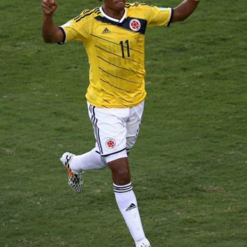 Juan Guillermo Cuadrado (Colombia) Foto:Getty Images
