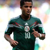 Giovani Dos Santos (México) Foto:Getty Images