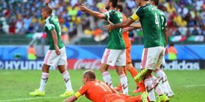 """Robben: """"México debe superar lo ocurrido en Brasil"""""""