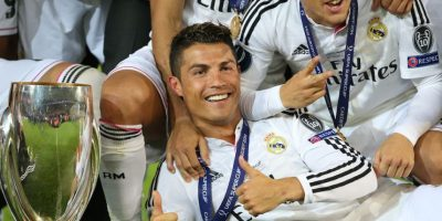 Real Madrid disputó la Supercopa por haber ganado la Champions. Foto: Getty Images