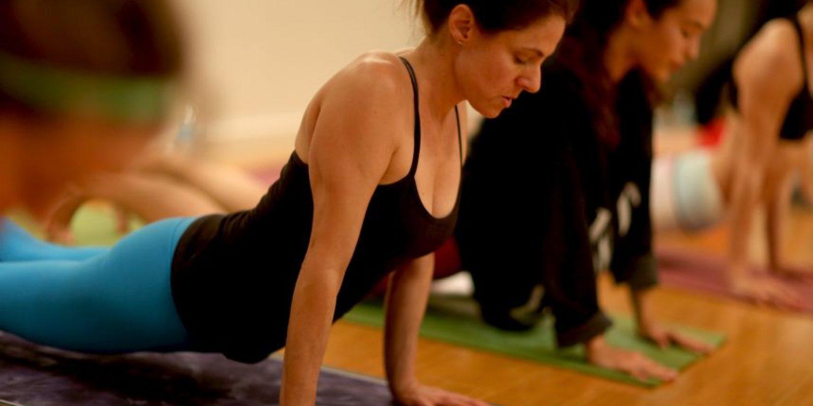 La concentración y la elasticidad son unos de sus beneficios. Foto:Getty Images