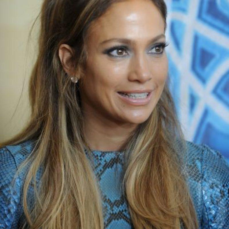 Después de su segundo divorcio comenzó una relación con el actor Ben Affleck Foto:Getty Images