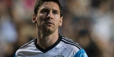 Lionel Messi (Argentina) Foto:Getty Images