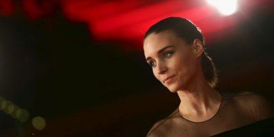 """Rooney Mara se despojó de su aura angelical en """"La Chica del Dragón Tatuado"""" Foto:Getty Images"""