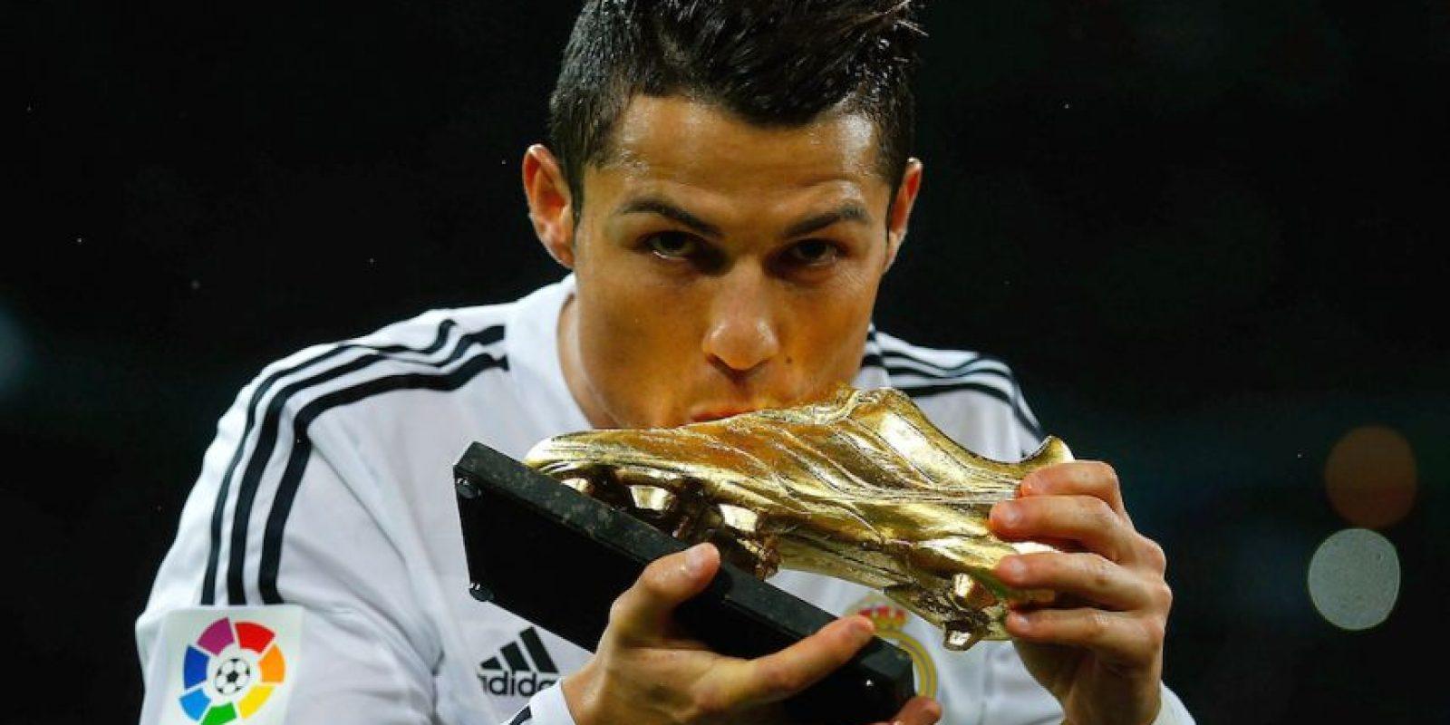 Cristiano hizo 31 goles en 62 partidos. Foto:Getty Images