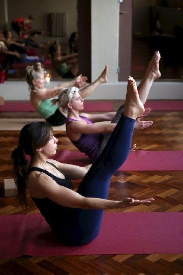Te ayuda a tener mucha flexibilidad. Foto:Getty Images
