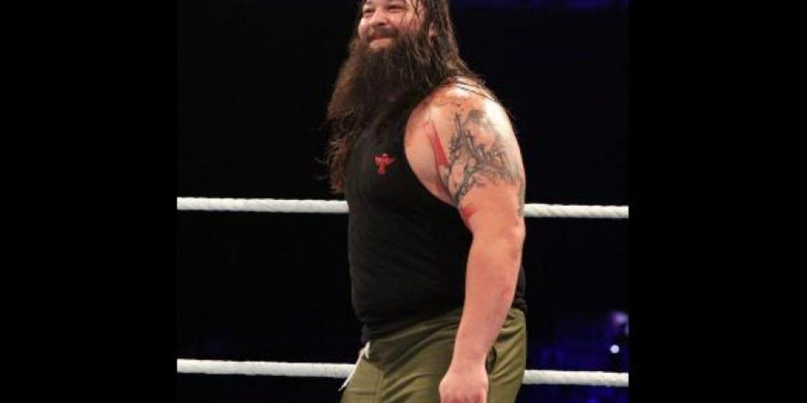 Wyatt es uno de los rudos más populares de la actualidad Foto:WWE
