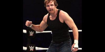 Ambrose es ex miembro del Escudo Foto:WWE