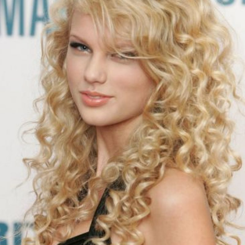 Taylor Swift, en sus tiempos country. Foto: Getty Images