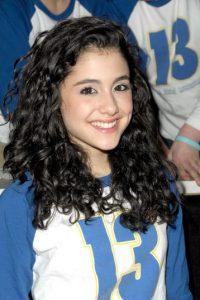 Ariana Grande, en su época de estrella del canal Nickelodeon Foto:Getty Images