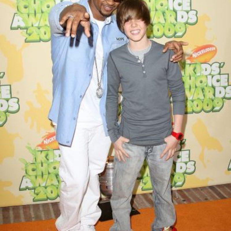 Justin Bieber, en sus comienzos (2008) Foto:Getty Images