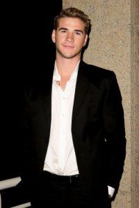 Liam Hemsworth, cuando apenas comenzaba en el cine. Foto:Getty Images
