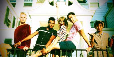 Es bailarín para Taylor Swift Foto:Vía Facebook