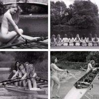 El efectivo lo donan a una organización que lucha contra el cáncer Foto:Warwick Rowing's Women's Naked Calendar