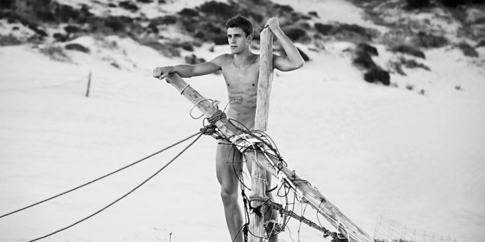 Ellos realizan calendarios desde 2009 Foto:Warwick Rowing's Men's Naked Calendar