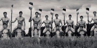 Fueron nominados al Premio PinkNews, otorgado por European LGBT Foto:Warwick Rowing's Men's Naked Calendar