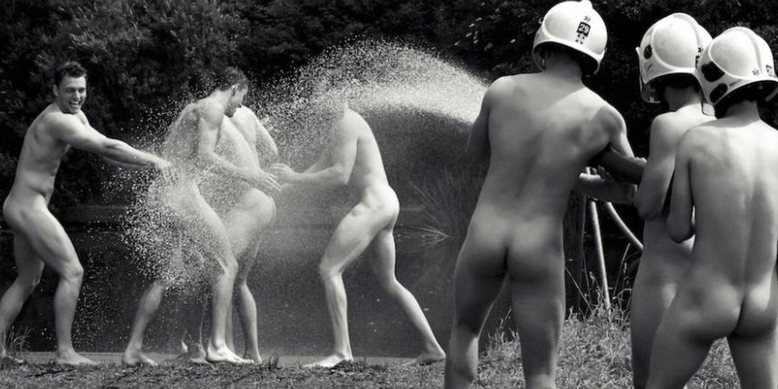 Foto: Warwick Rowing's Men's Naked Calendar