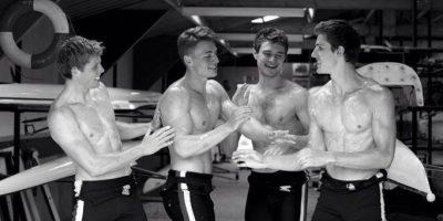 También aportan recursos contra el bullying Foto:Warwick Rowing's Men's Naked Calendar