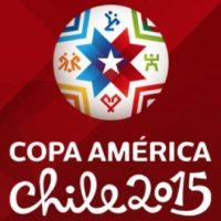 El lOgo de la Copa América Chile 2015. Foto:facebook.com/copaamerica