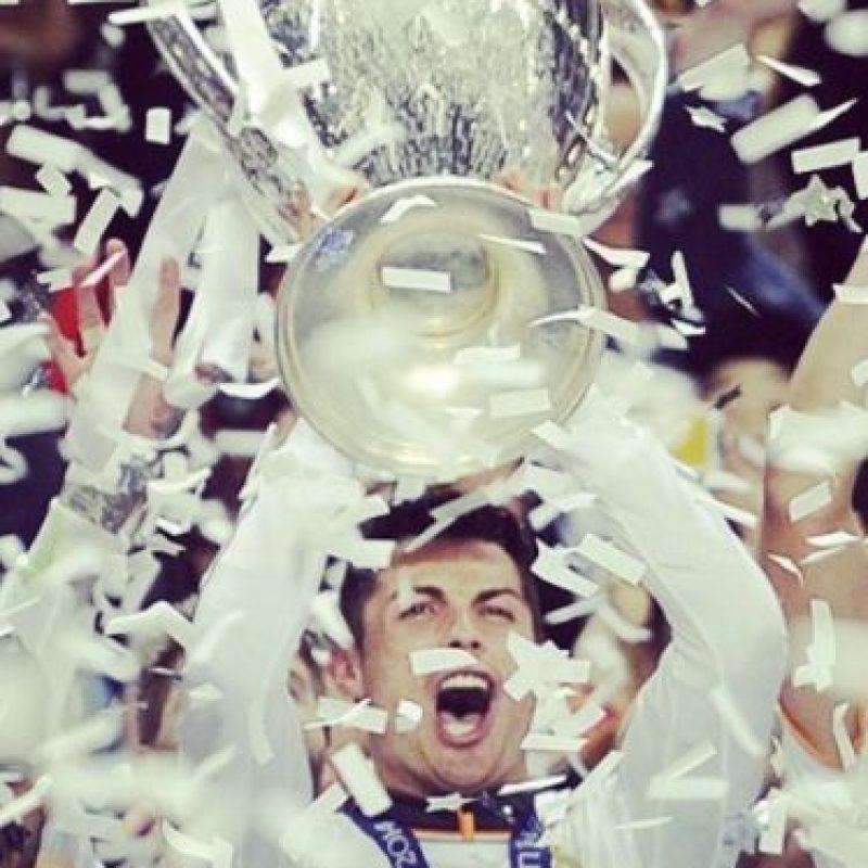 UEFA Champions League con Real Madrid ante el Atlético. Foto:¡nstagram.com/cristiano
