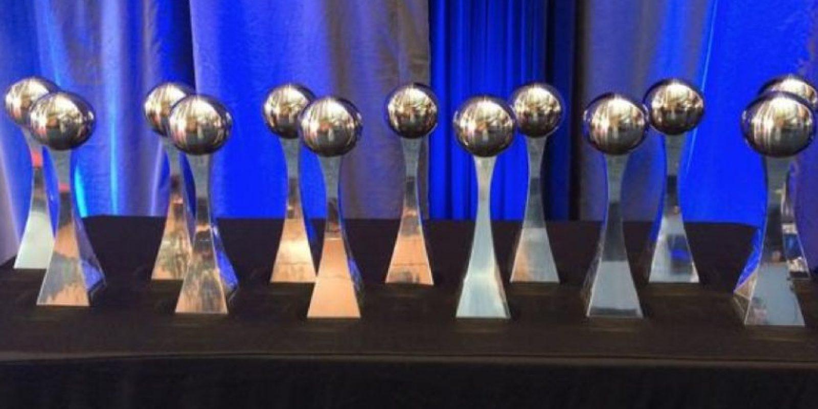 ESPY 2014 al mejor deportista internacional. Foto:twitter.com/ESPYS