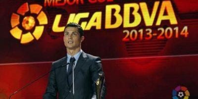 Mejor gol de la Liga BBVA 2013-2014. Foto:twitter.com/LaLiga