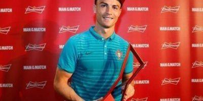 Jugador del partido entre Portugal y Ghana en Brasil 2014. Foto:FIFA.com