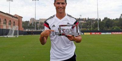 Trofeo Goal 50. Foto:twitter.com/realmadrid