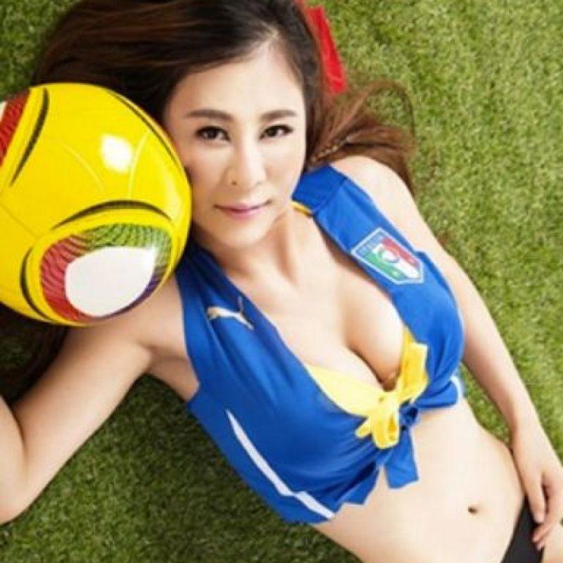 Lu Ying, de 30 años Foto: Vía Shangaiist.com