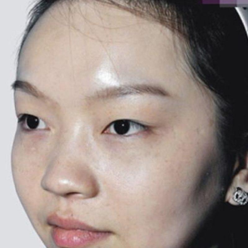Lin Wen, de 21 años Foto: Vía Shangaiist.com