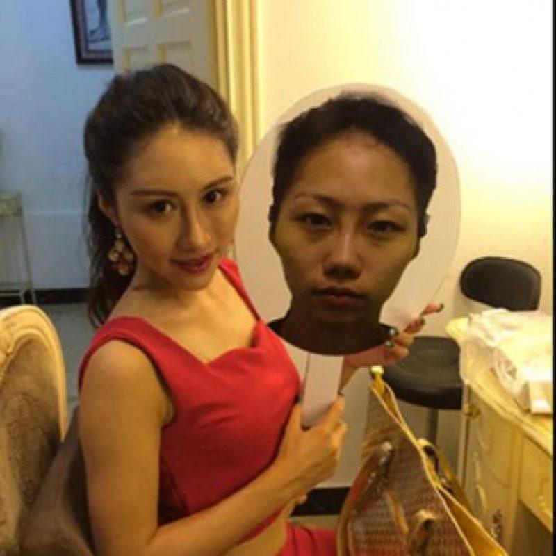 Lin, de 19 años (es la única que se dedica al modelaje) Foto: Vía Shangaiist.com