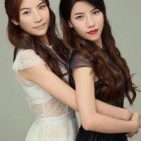 Gemelas de 22 años Foto:Vía Shangaiist.com