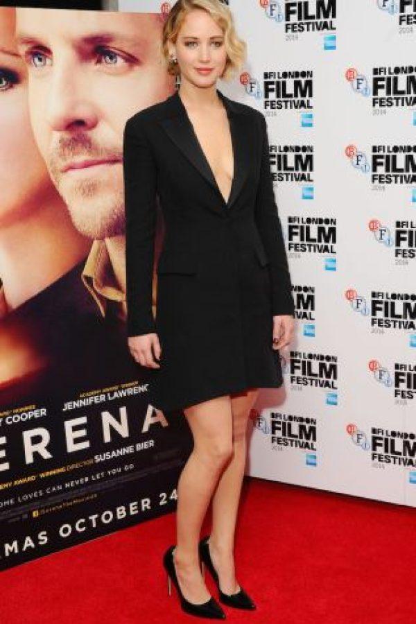 Jennifer Lawrence hoy (24 años) Foto:Getty