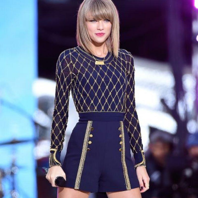 Taylor Swift hoy (24 años) Foto:Getty