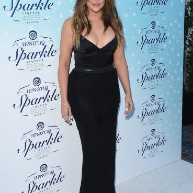 Khloe Kardashian hoy (30 años) Foto:Getty