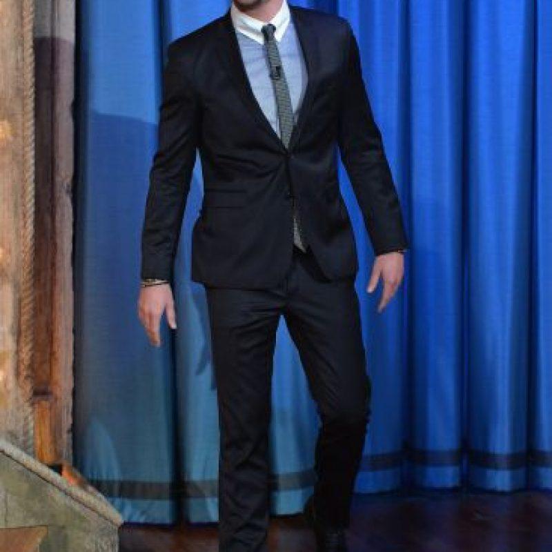 Liam Hemsworth hoy (24 años) Foto:Getty