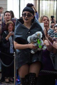 Lady Gaga hoy (28 años) Foto:Getty