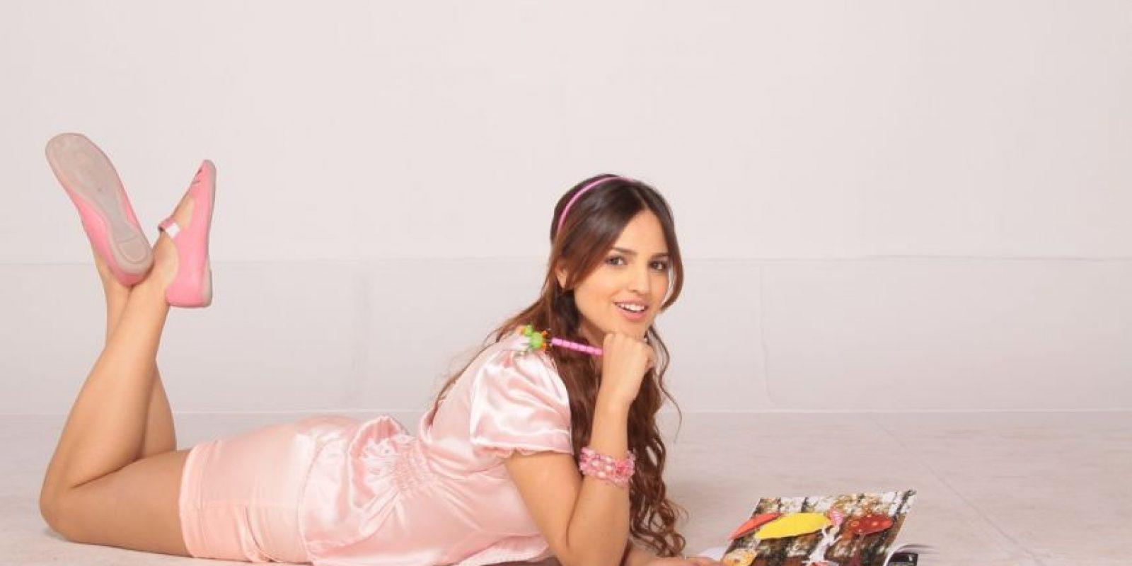 """Eiza González, en su época de """"Lola, érase una vez"""" Foto:Televisa"""