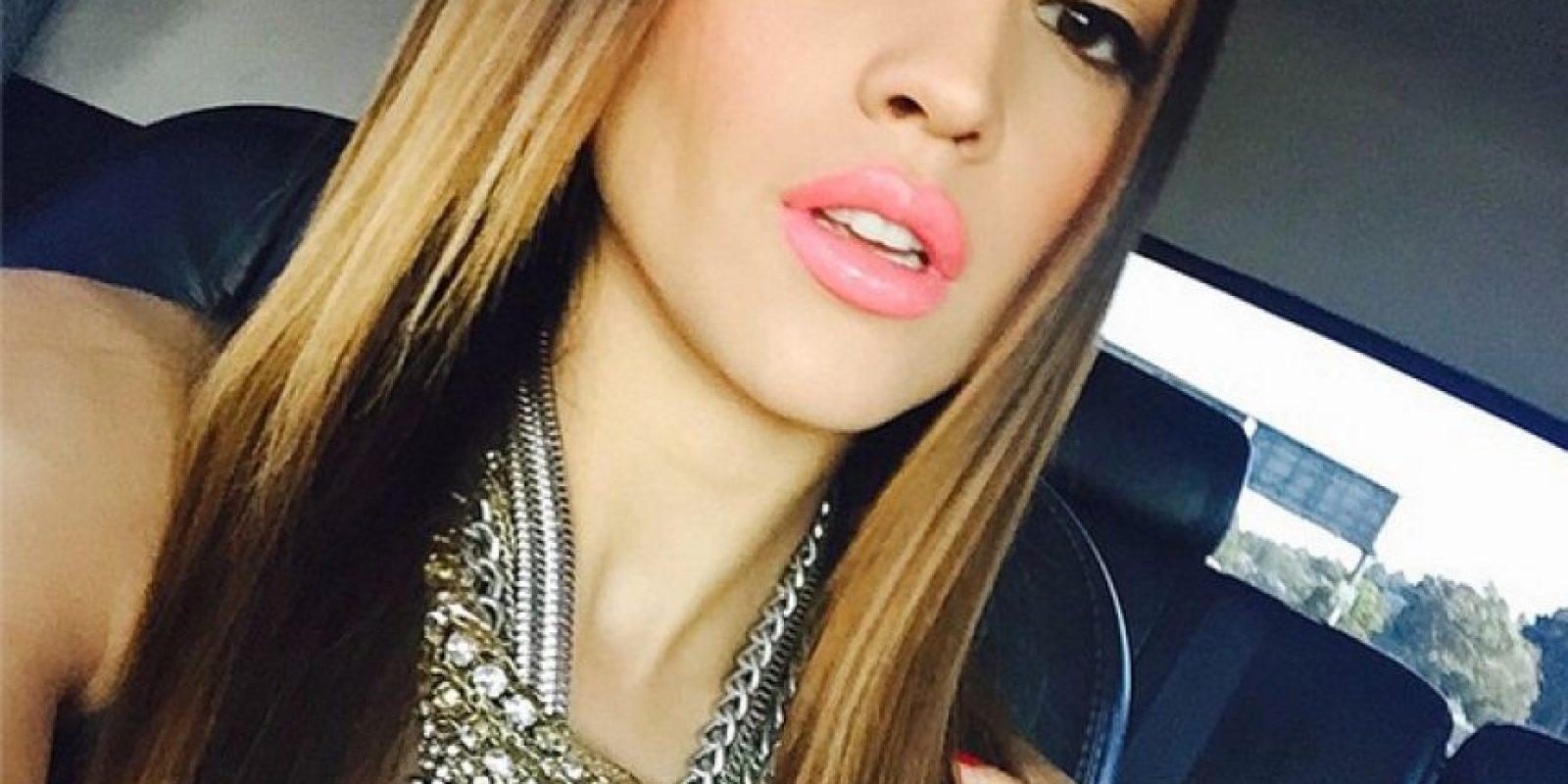 2014, Eiza González Foto:Instagram @eizagonzalez
