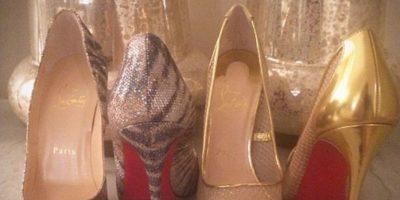Qué zapatos Prada ponerse. Foto:Dorothy Wang/Instagram