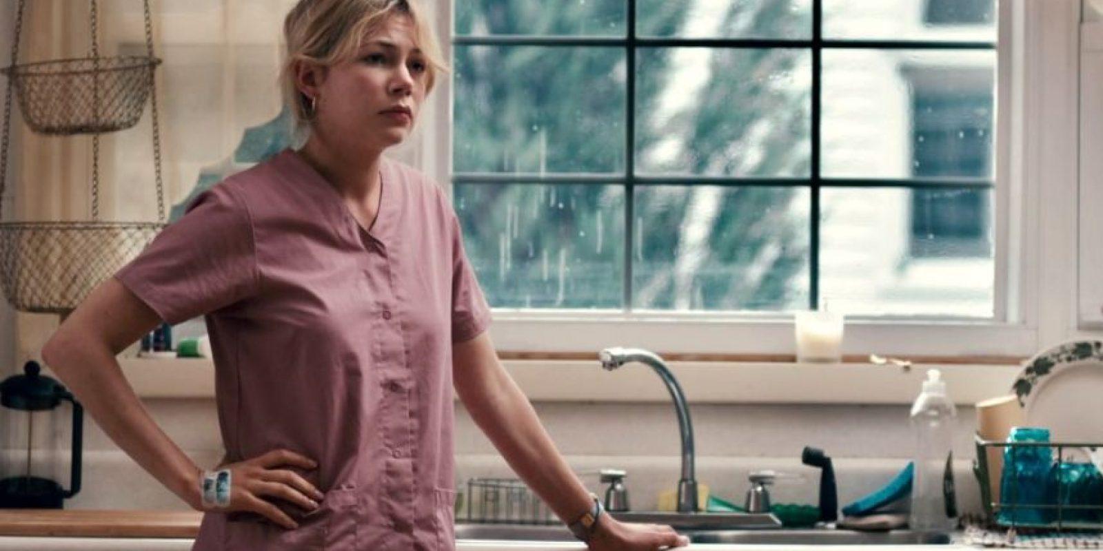 También procuró en no acicalarse en nada. Esto la nominó como Mejor Actriz en 2010 Foto:Weinstein Company