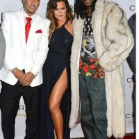 French Montana, Khloe Kardashian y Snoop Dogg Foto: Instagram @snoopdogg