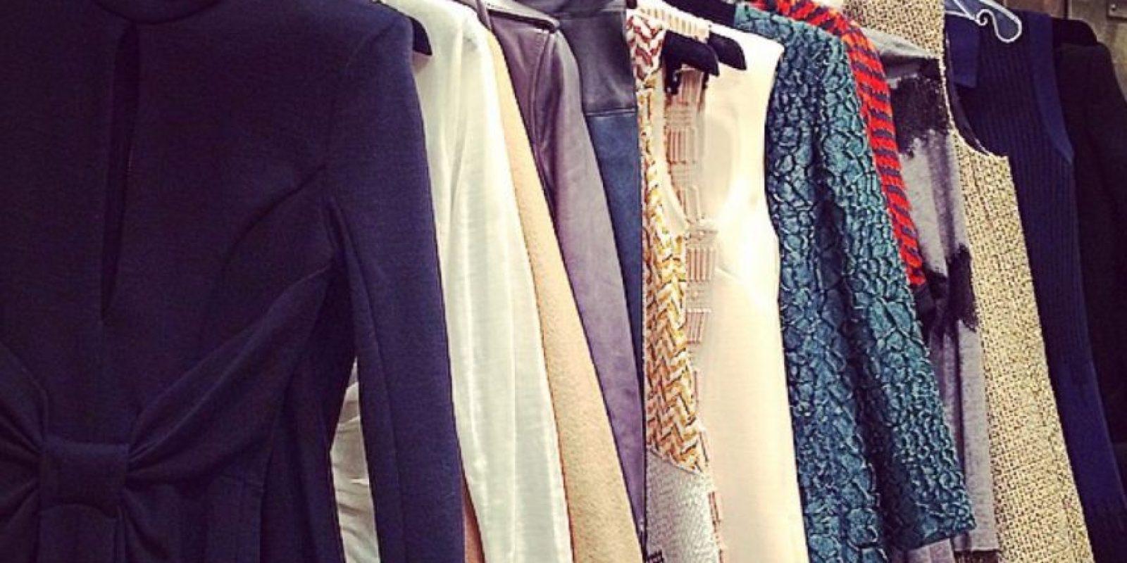 Por supuesto, la moda no se queda atrás. Foto:Dorothy Wang/Instagram
