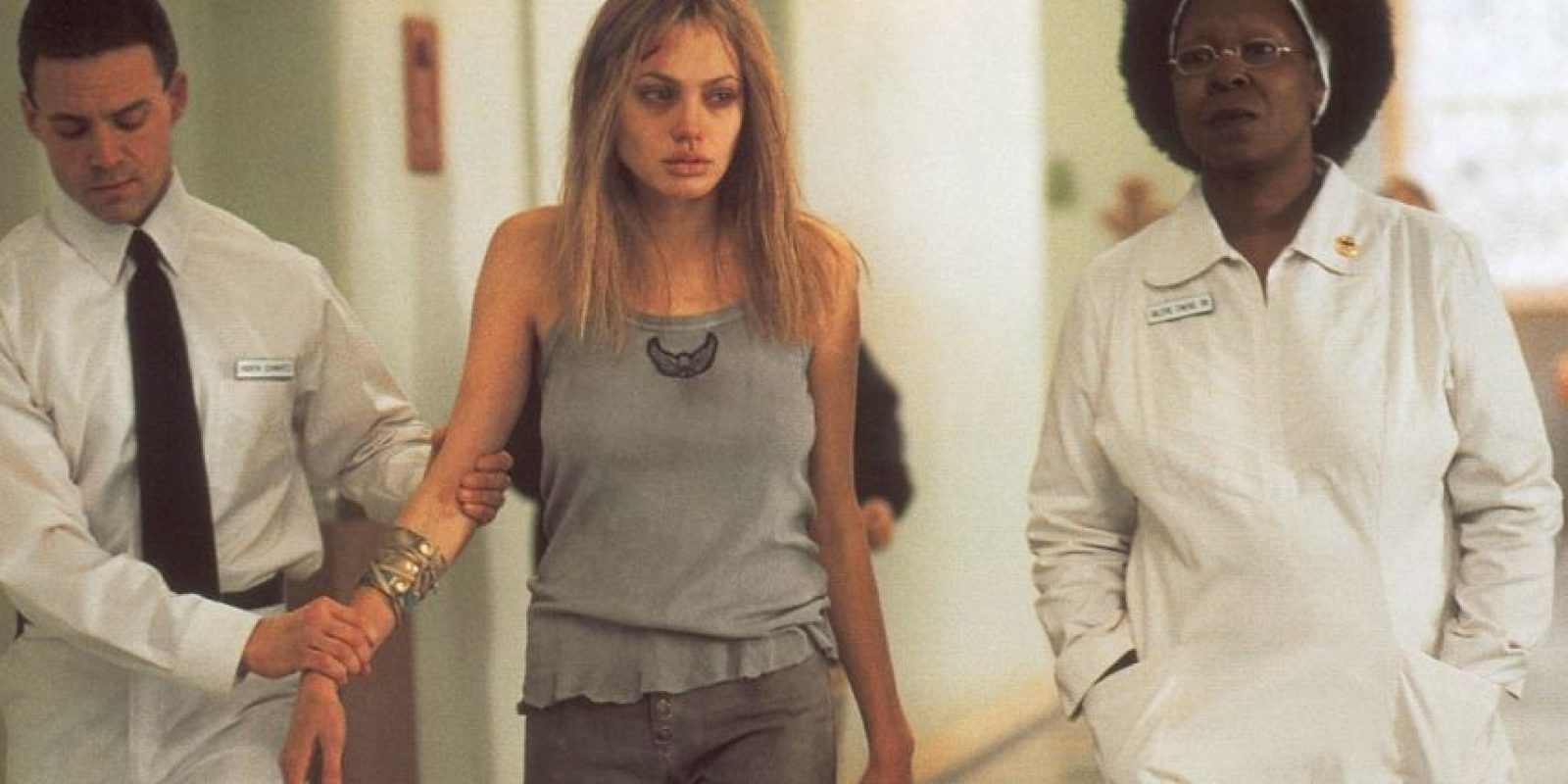 """Era Lisa Rowe, sociópata en """"Inocencia Interrumpida"""" Foto:Columbia Pictures"""