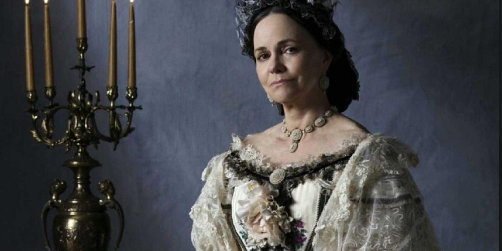 Nada más ni nada menos que el de Mary Todd Lincoln, esposa de Abraham Lincoln Foto:Reliance Entertainment.