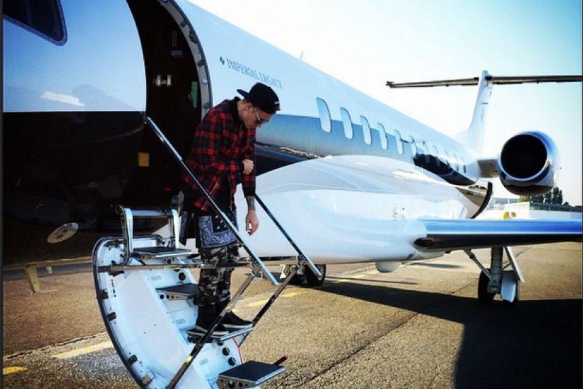 """El lanzamiento fue seguido por el de su álbum debut """"My World"""" Foto:Instagram @justinbieber"""
