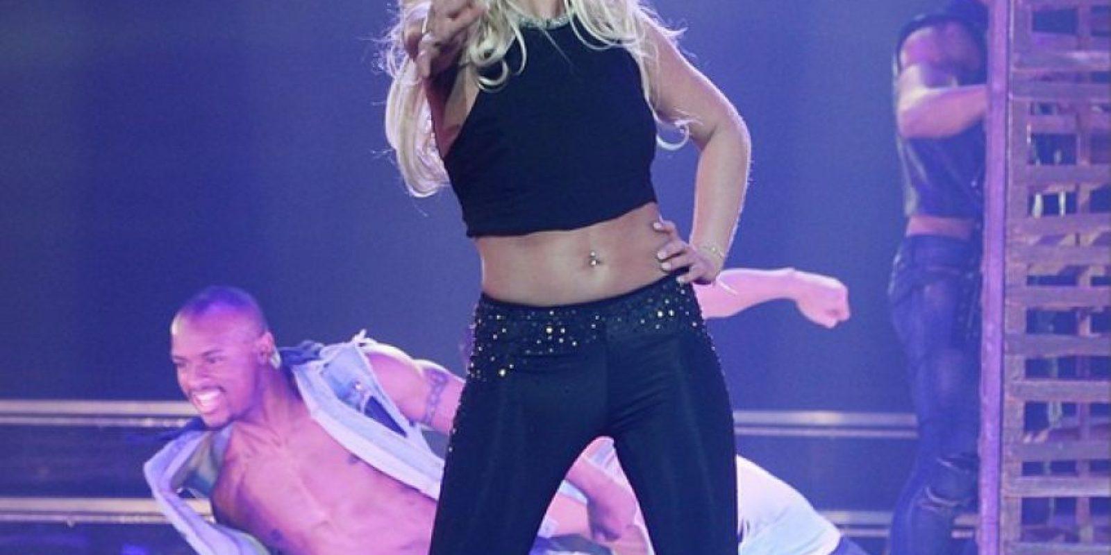 El 3 de enero de 2004, Britney se casó en Las Vegas con Jason Allen Alexander Foto:Instagram @britneyspears