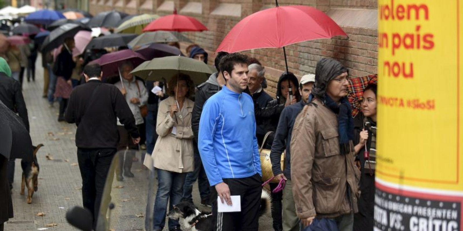 Además de las dos preguntas, los ciudadanos podrían ofrecer sus propuestas. Foto:AFP