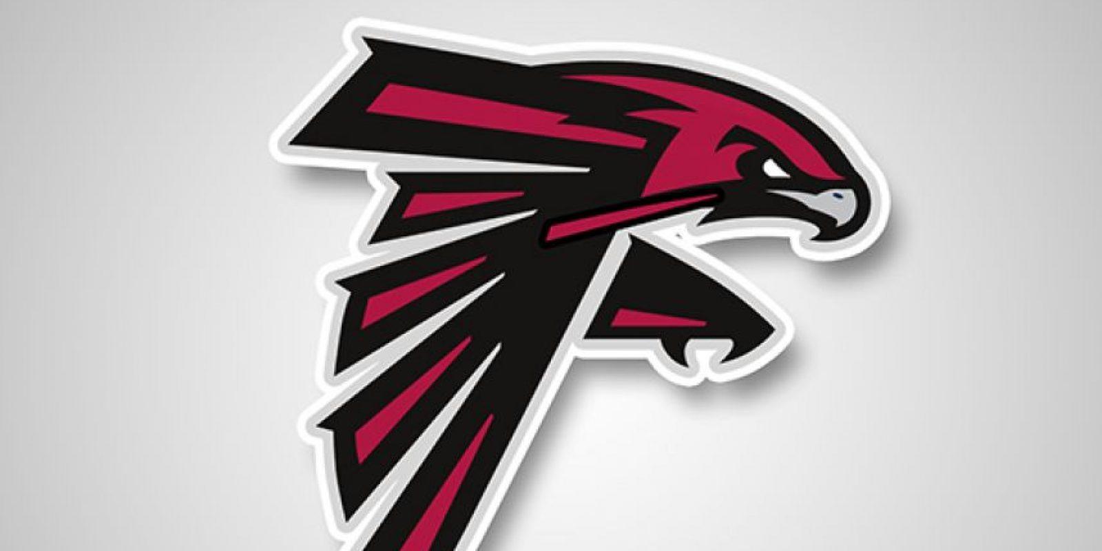 Atlanta Hawks y ATlanta Falcons Foto:DaylySnark