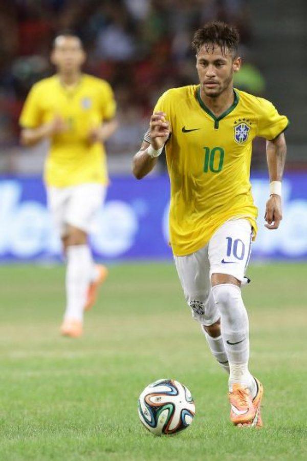 El brasileño es reconocido por su técnica con el balón Foto:Getty
